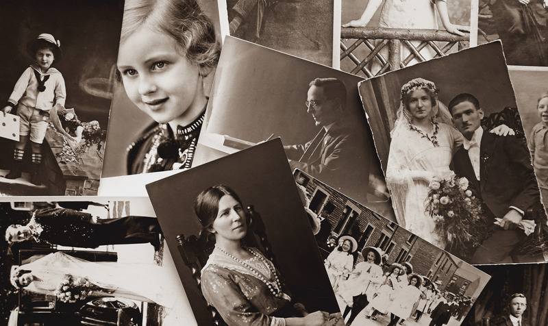 Managing Memories-How to Organize Photographs