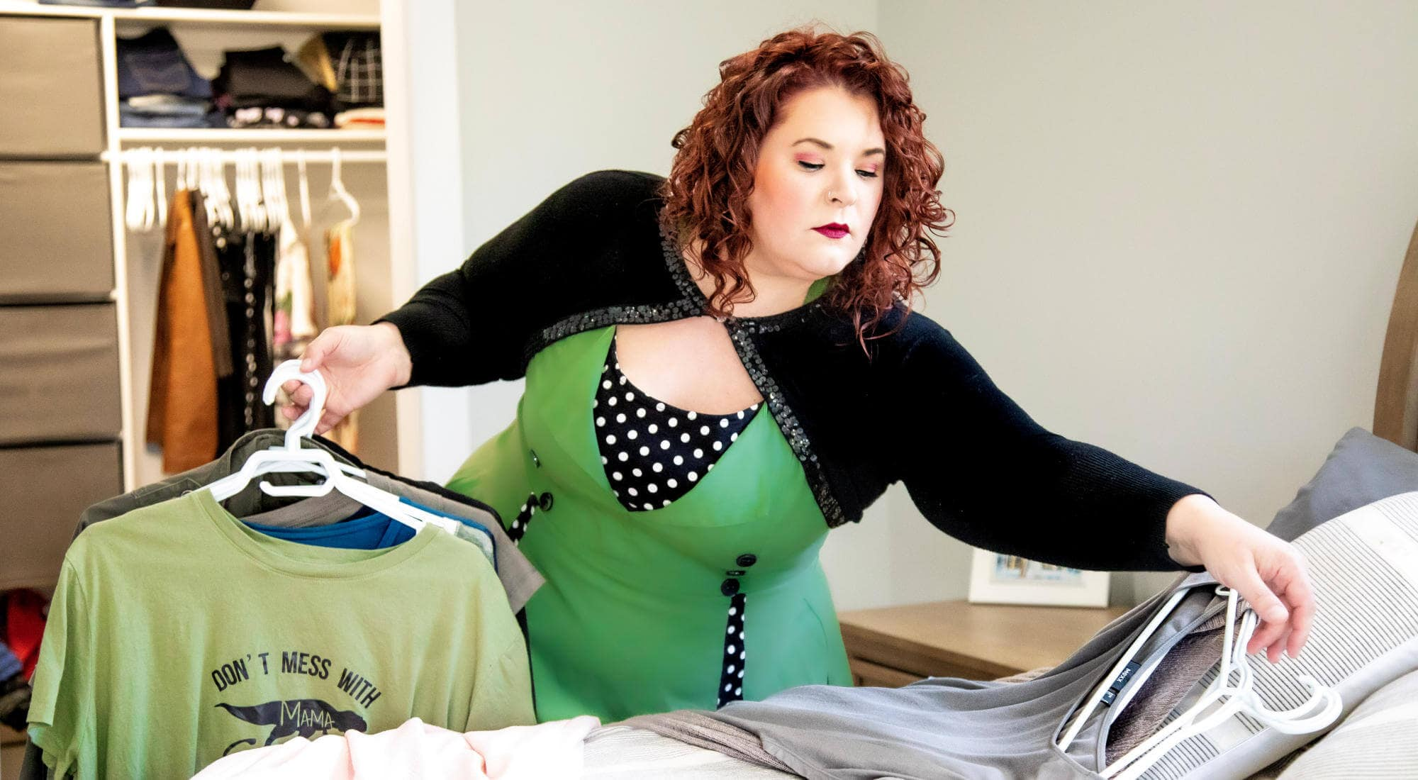 Kelly Sorting Clothing